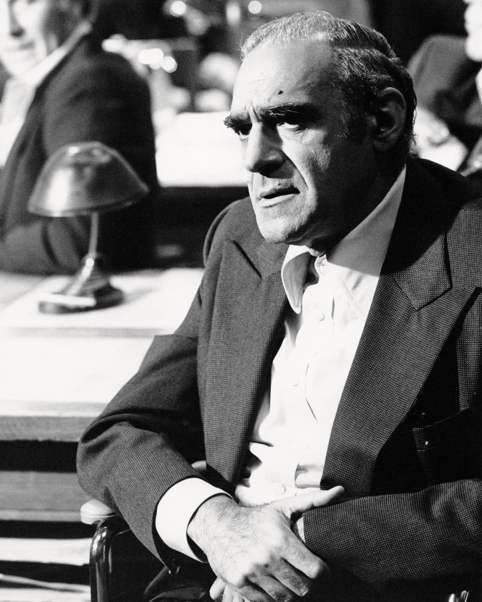 Abe Vigoda in The Godfather (1972)