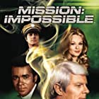 Lynda Day George, Peter Graves, Peter Lupus, and Greg Morris in Mission: Impossible (1966)