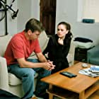 Matt Damon and Anna Paquin in Margaret (2011)