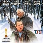 James Coburn and Nick Nolte in Affliction (1997)