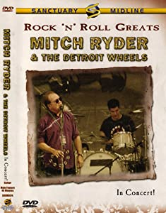 Adult movie clips download Rock 'n' Roll Greats: Mitch Ryder \u0026 The Detroit Wheels by [1920x1080]