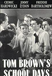 Tom Brown's School Days Poster