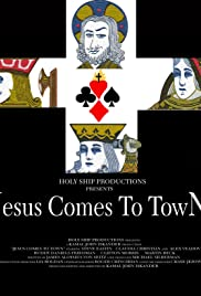Jesus Comes to Town Poster