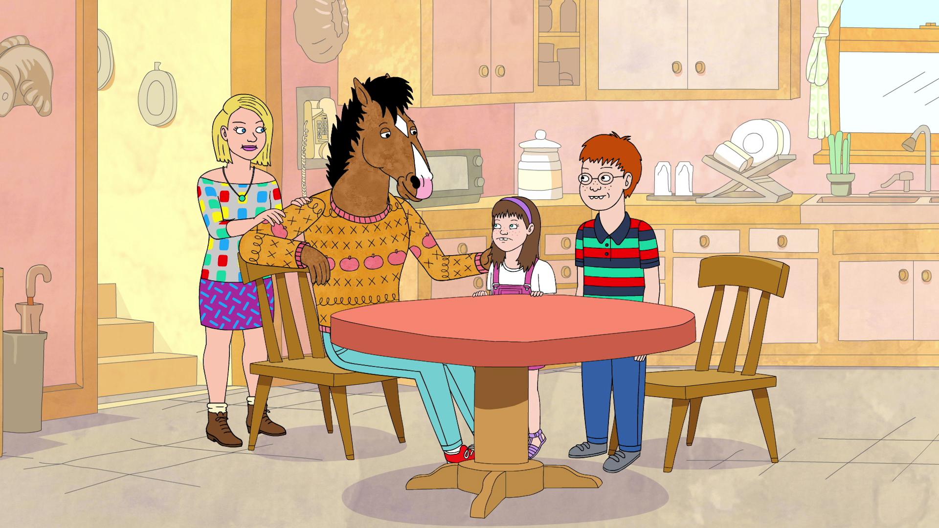 "دانلود زیرنویس فارسی فیلم ""BoJack Horseman"" BoJack Horseman Christmas Special: Sabrina's Christmas Wish"