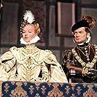 Jean Marais and Marina Vlady in La princesse de Clèves (1961)