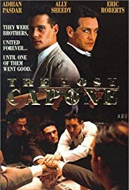 The Lost Capone (1990) Poster - Movie Forum, Cast, Reviews
