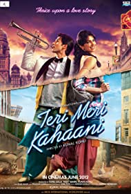 Priyanka Chopra Jonas and Shahid Kapoor in Teri Meri Kahaani (2012)