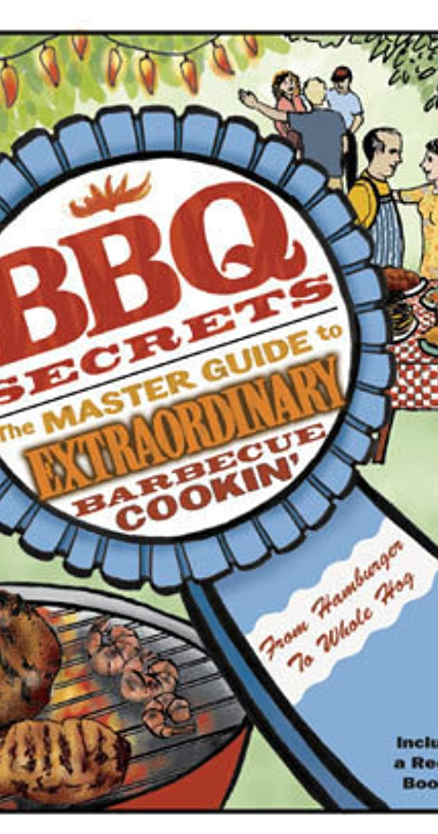 bbq secrets the master guide to extraordinary barbecue. Black Bedroom Furniture Sets. Home Design Ideas