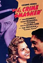 Cosmo Jones in the Crime Smasher Poster