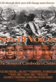 Small Voices: The Stories of Cambodia's Children Poster