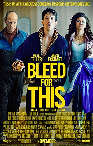 Bleed For This full movie streaming