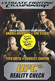 UFC 59: Reality Check (2006) Poster - TV Show Forum, Cast, Reviews