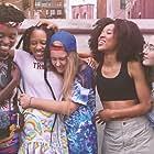 Moonbear, Rachelle Vinberg, Nina Moran, Dede Lovelace, and Ajani Russell in Betty (2020)