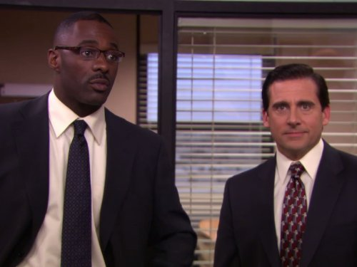 Image result for idris the office