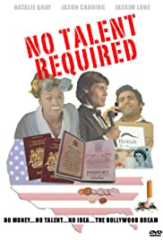 No Talent Required Poster