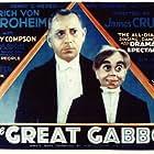 Erich von Stroheim in The Great Gabbo (1929)