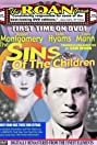 The Sins of the Children (1930) Poster