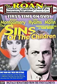 The Sins of the Children Poster