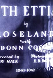 Roseland(1930) Poster - Movie Forum, Cast, Reviews