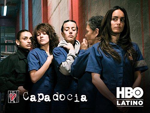 Luisa Huertas, Ana de la Reguera, Aida López, Cecilia Suárez, and Cristina Umaña in Capadocia (2008)