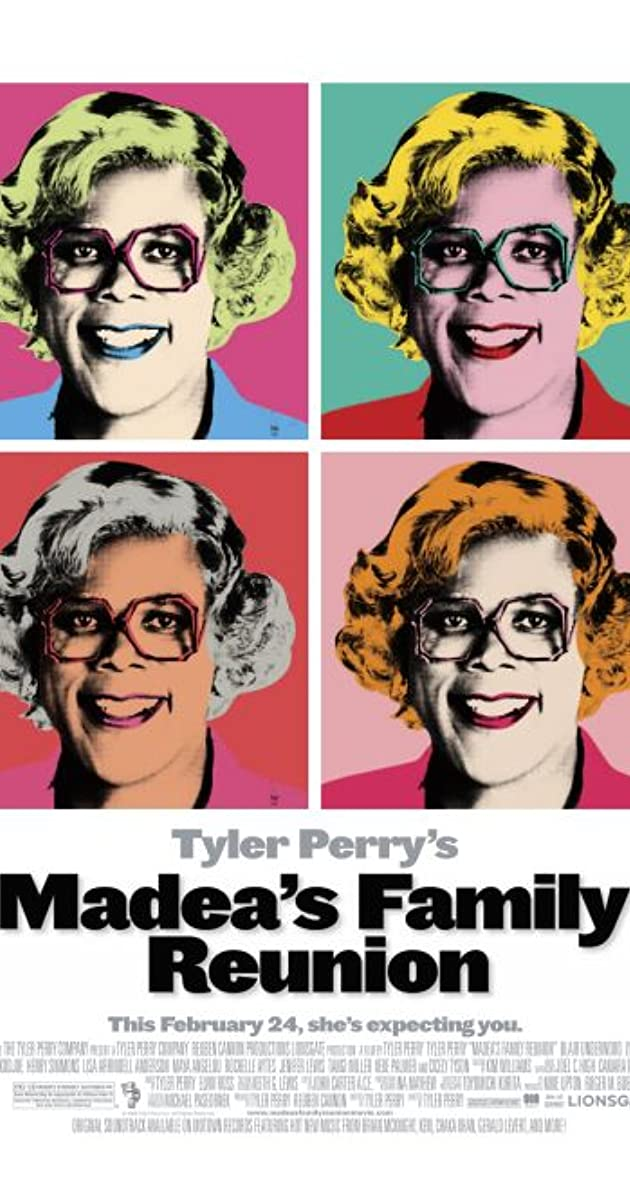 Madea\'s Family Reunion (2006) - Cicely Tyson as Aunt Myrtle ...