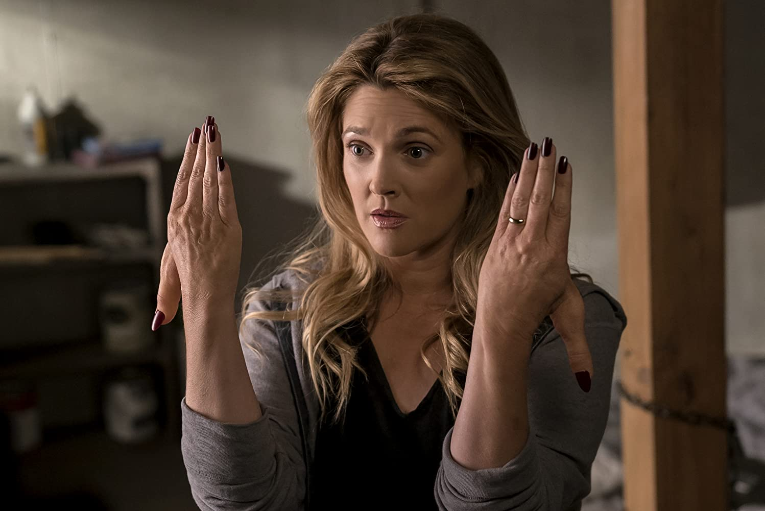 Drew Barrymore in Santa Clarita Diet (2017)