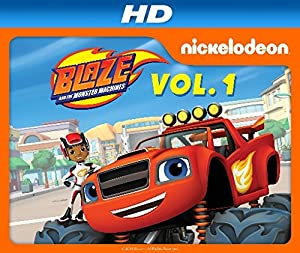 Blaze and the Monster Machines (2014)