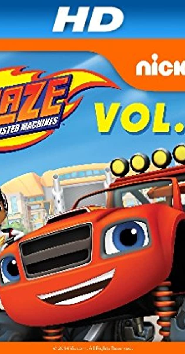 Blaze and the Monster Machines (TV Series 2014– ) - Full
