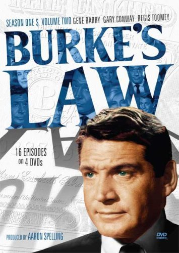Burkes Law Tv Series 19631966 Imdb