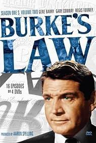 Gene Barry in Burke's Law (1963)