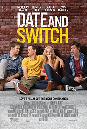 Date and Switch Pelicula Poster