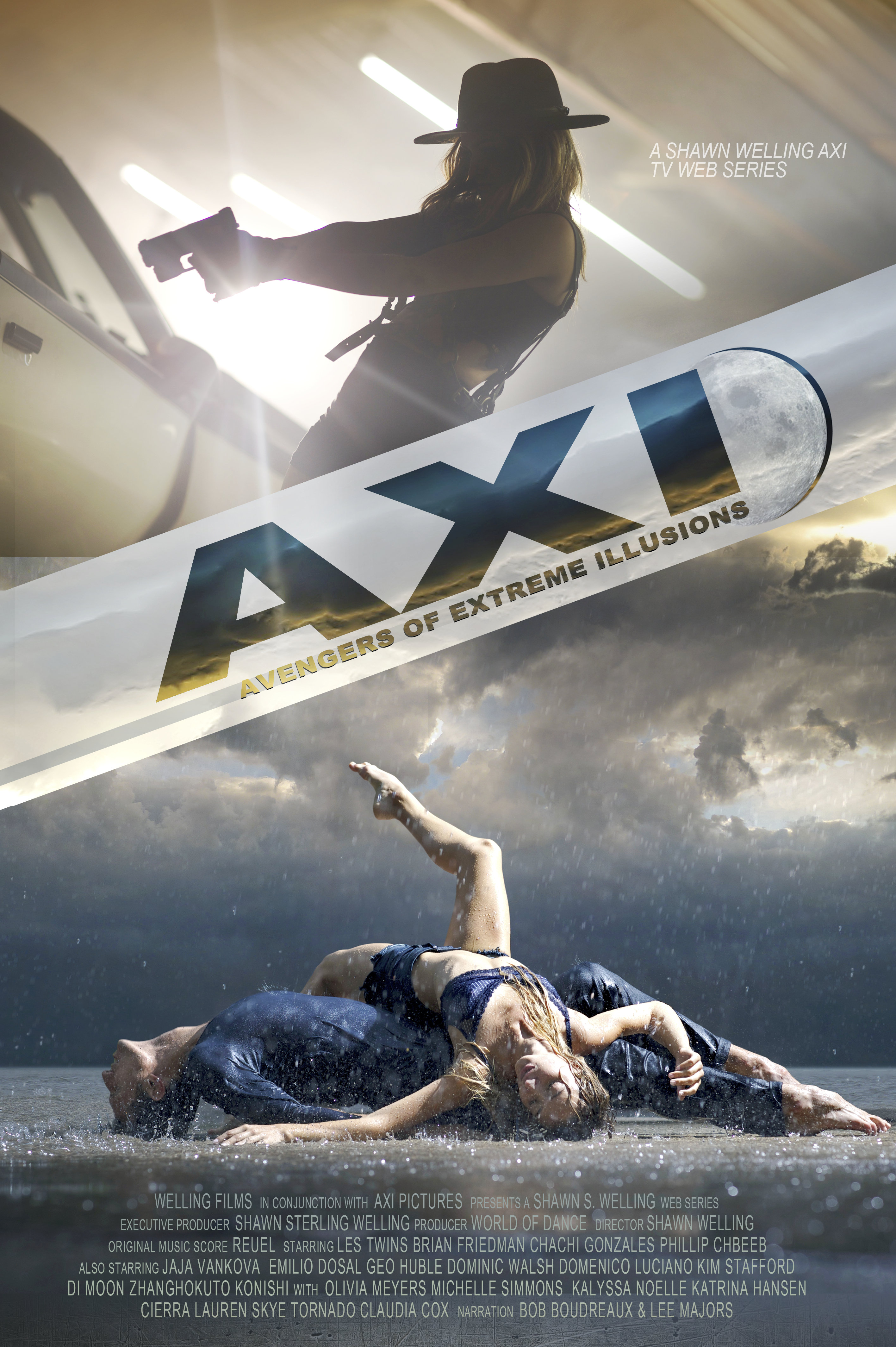 The AXI: Avengers of Extreme Illusions
