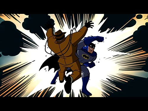 Batman and Proto Take on Black Mask