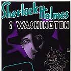 Basil Rathbone in Sherlock Holmes in Washington (1943)