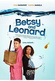 Betsy & Leonard Poster