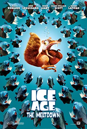Ice Age: The Meltdown Poster Image