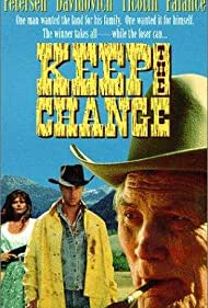 Lolita Davidovich, Jack Palance, and William Petersen in Keep the Change (1992)