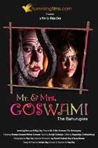 itunes downloadable movies Mr. \u0026 Mrs. Goswami (The Bahurupies) [movie]