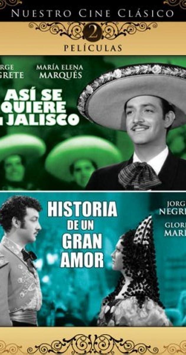 Así se quiere en Jalisco 720p Latino por Mega