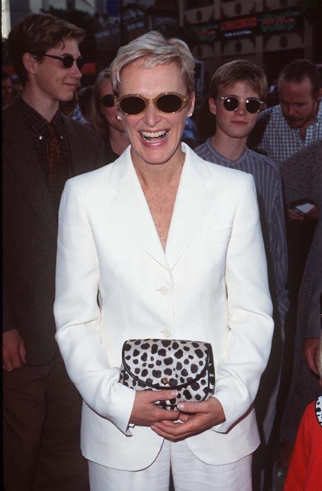 Glenn Close at an event for 101 Dalmatians (1996)