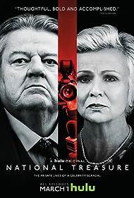 Robbie Coltrane and Julie Walters in National Treasure (2016)