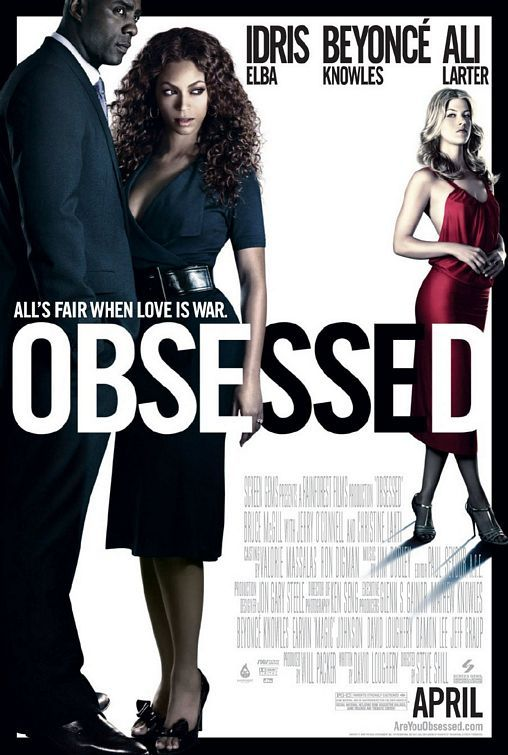 Obsessed 2009 English 720p BluRay 850MB x264