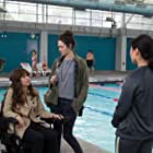 Emmy Rossum, Hilary Swank, and Chris Lee in You're Not You (2014)