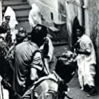 Brahim Hadjadj and Yacef Saadi in La battaglia di Algeri (1966)