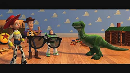 Toy Story/Toy Story 2: #D Double Feature
