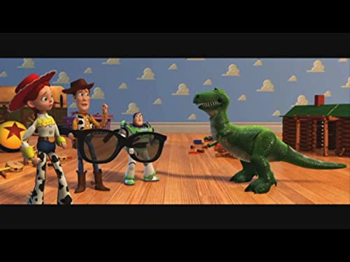 Toy Story/Toy Story 2: 3D Double Feature