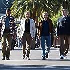 Robert De Niro, Michael Douglas, Morgan Freeman, and Kevin Kline in Last Vegas (2013)