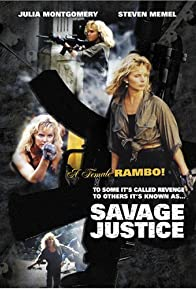 Primary photo for Savage Justice