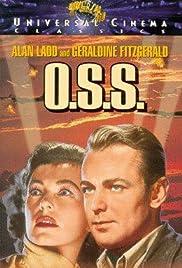 O.S.S.(1946) Poster - Movie Forum, Cast, Reviews