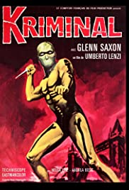 Kriminal (1966) Poster - Movie Forum, Cast, Reviews